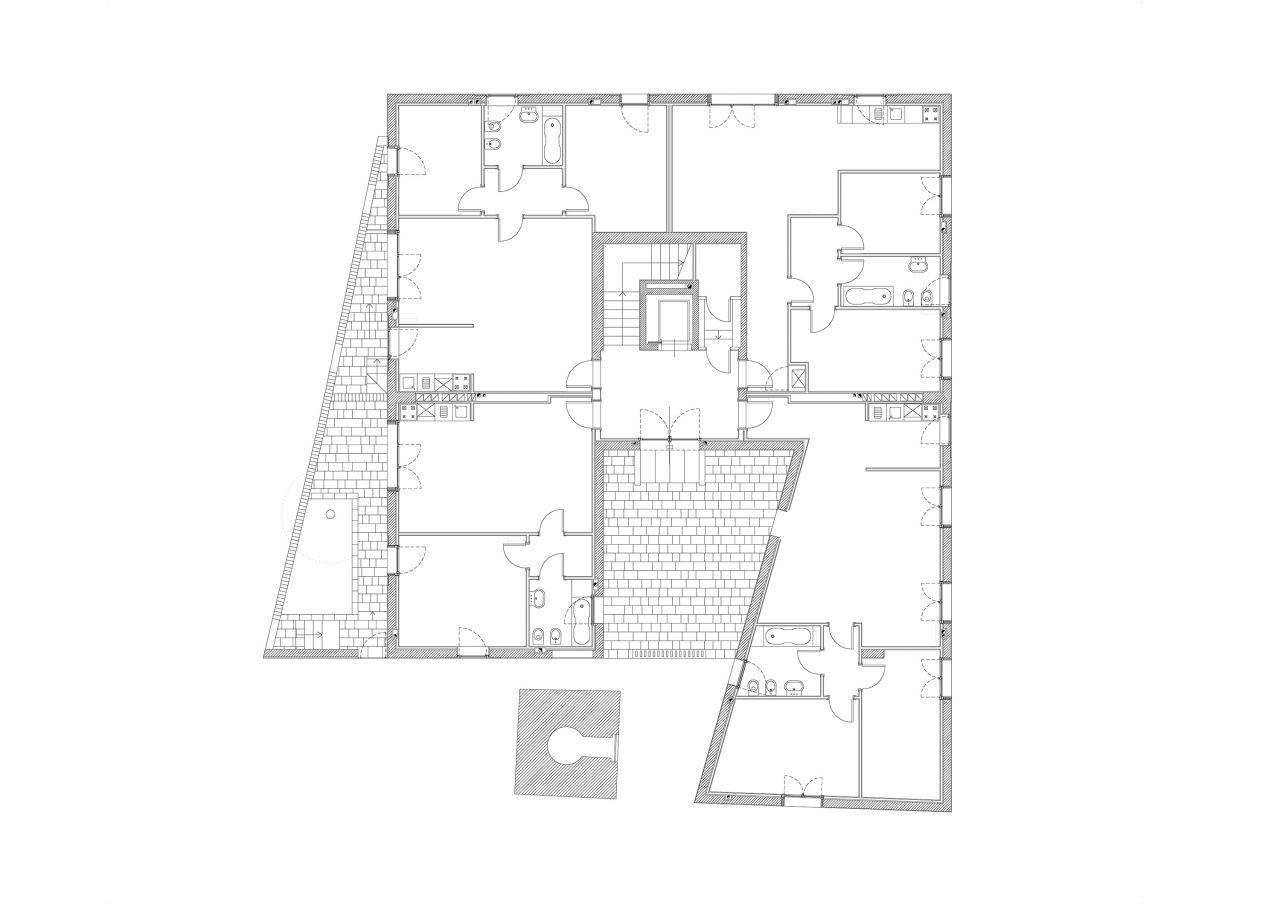 6/10 Ground floor plan